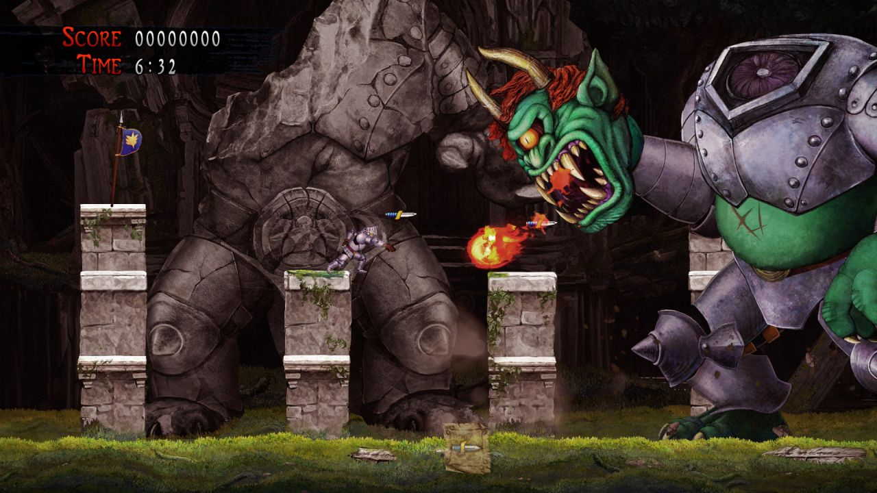 Ghosts 'n Goblins Resurrection - image